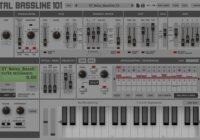 Togu Audio Line TAL-BassLine-101 v3.5.3 XVST VST3 AU AAX
