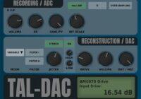 Togu Audio Line TAL-DAC v1.6.2 VST VST3 AU AAXTogu Audio Line TAL-DAC v1.6.2 VST VST3 AU AAX