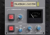 Korneff Audio Talkback Limiter v1.1.0 VST3 AAX [WIN]