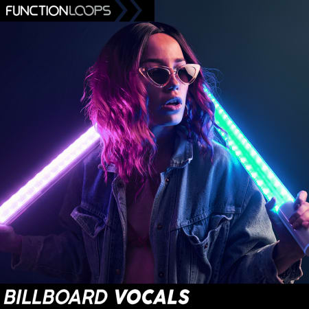 Function Loops Billboard Vocals WAV